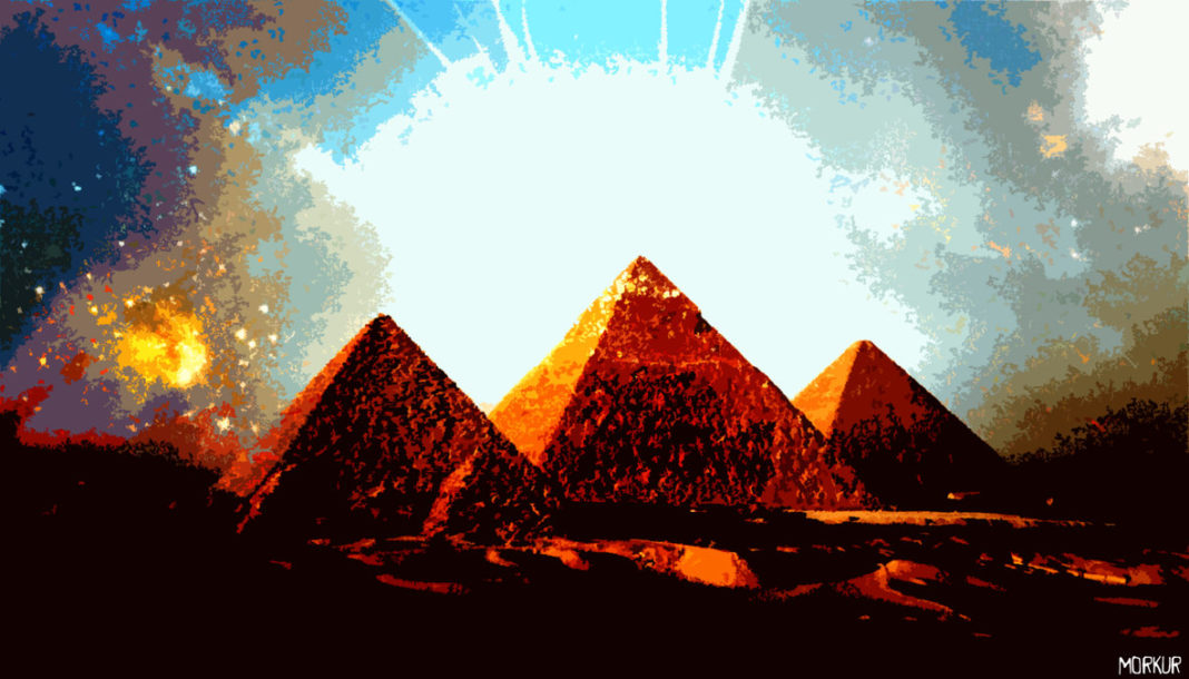 The Sacred Meaning And Deep Symbolism Of The Pyramid Conscious